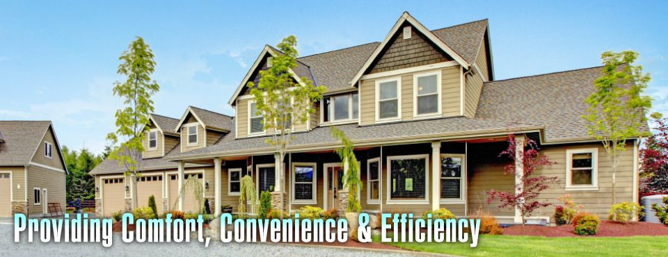 Providing Comfort, Convenience & Efficiency - Calgary home