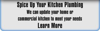 Spice Up Your Kitchen Plumbing | Learn More