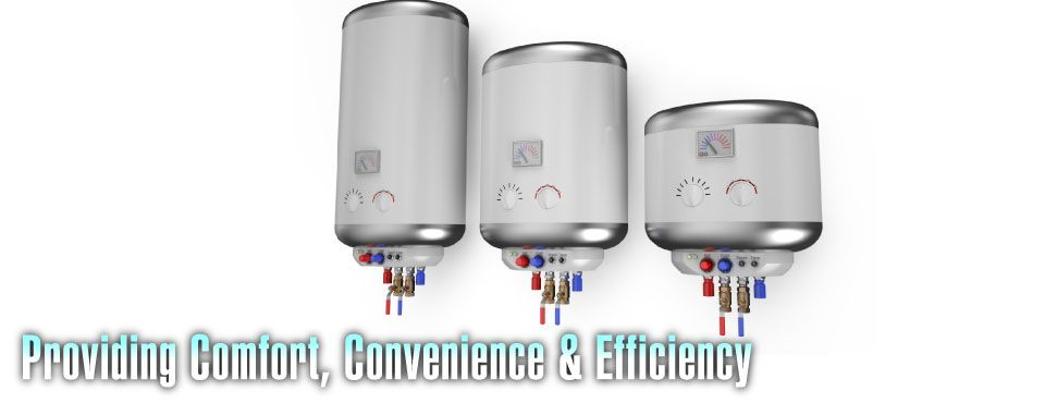 Tankless Water Heaters in Calgary
